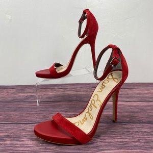 Sam Edelman Eleanor heels size 8